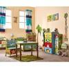 Fantasy Fields Sunny Safari 3 Drawer Cubby Wood - Teamson Kids - image 3 of 4