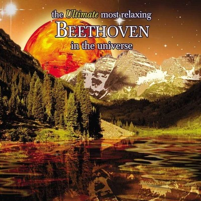 Various Artists - The Ultimate Most Relaxing Beethoven In The Universe (2 CD)