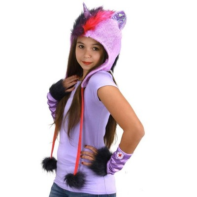 Elope My Little Pony Twilight Sparkle Costume Glovettes