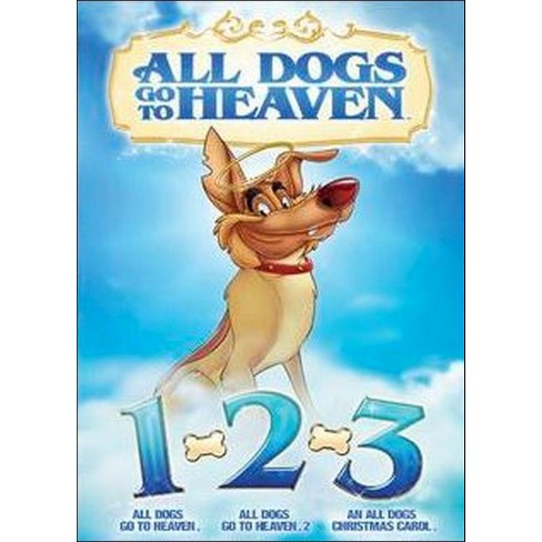 all dogs go to heaven film collection dvd target