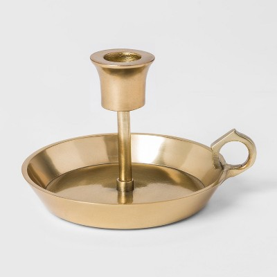 Candle Holder - Gold - Smith & Hawken™