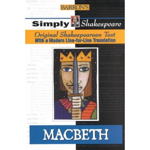 how does shakespeare present macbeth