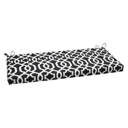 Outdoor Seat Pillow Perfect Bench Cushion Black White Target