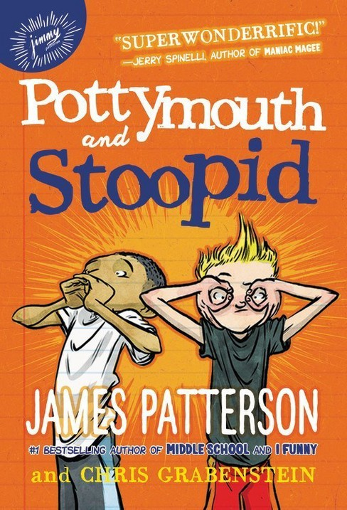 Pottymouth and Stoopid (Hardcover) (James Patterson) - image 1 of 1