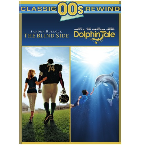 Blind Side/Dolphin Tale (DVD) - image 1 of 1