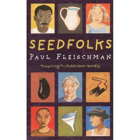 Seedfolks - (Joanna Colter Books) by  Paul Fleischman (Paperback) - image 1 of 1