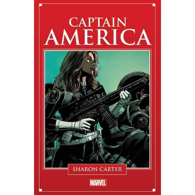 Captain America: Sharon Carter - (Paperback)