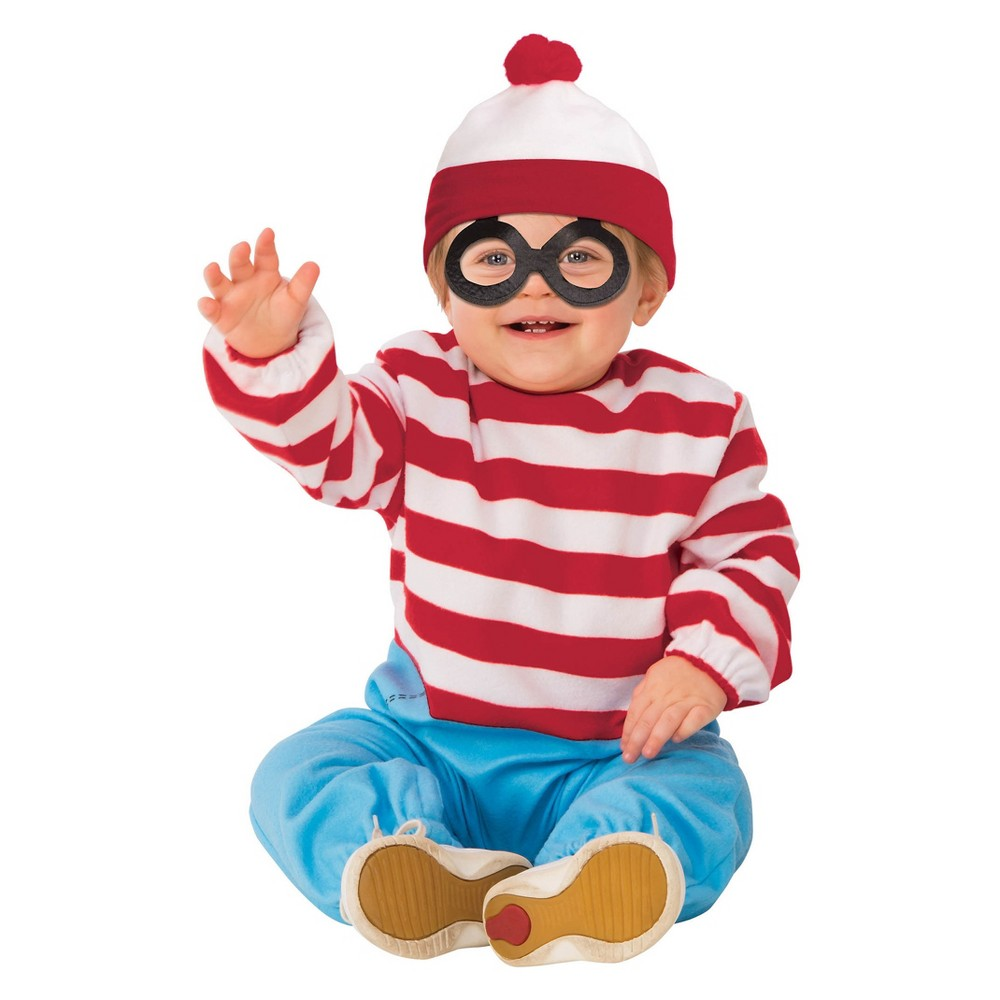 where is waldos halloween costume baby toddler