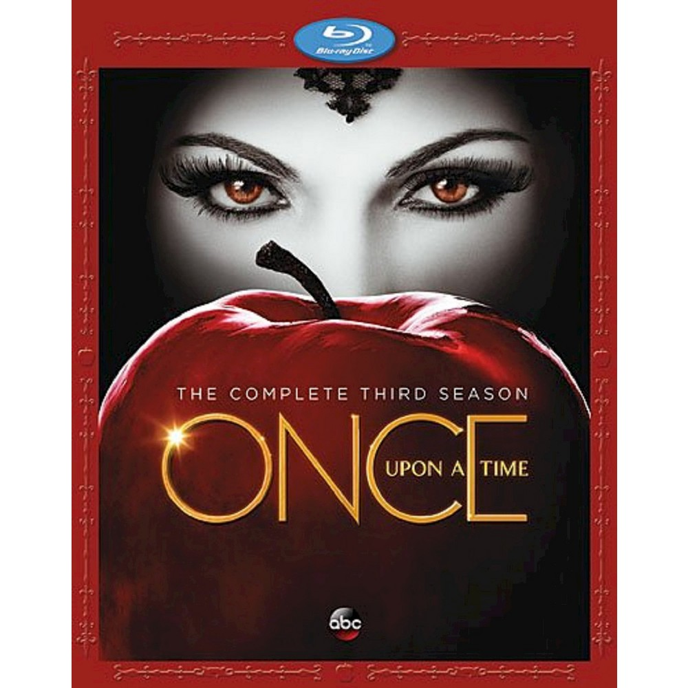 Once Upon a Time: The Complete Third Season [5 Discs] [Blu-ray]