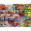 Buffalo Games Aimee Stewart: Collection Pixels And Pizza Puzzle 1000pc - image 2 of 2