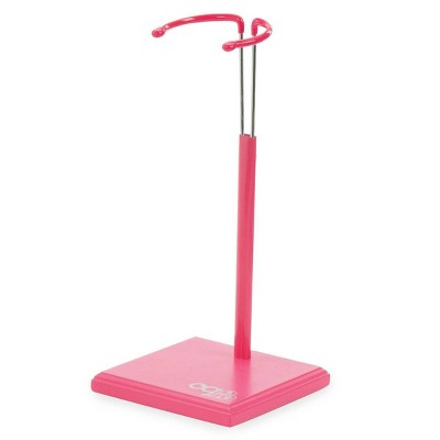 """Our Generation Adjustable Pink Doll Stand Accessory Set for 18"""" Dolls"""