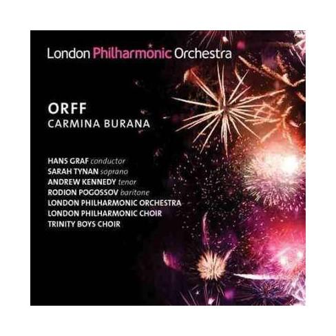 Orff, Carl; Graf, Hans [Conductor] - Orff: Carmina Burana (CD) - image 1 of 1