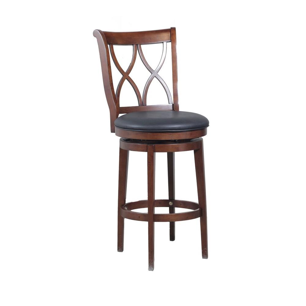 32 Madison Barstool Rustic Oak (Brown) - Powell Company