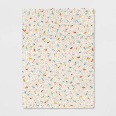 4'x6' Sprinkle Rug - Pillowfort™ : Target