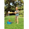 Little Tikes 3-In-1 Triple Splash T-Ball Set with 3 Balls - image 4 of 4