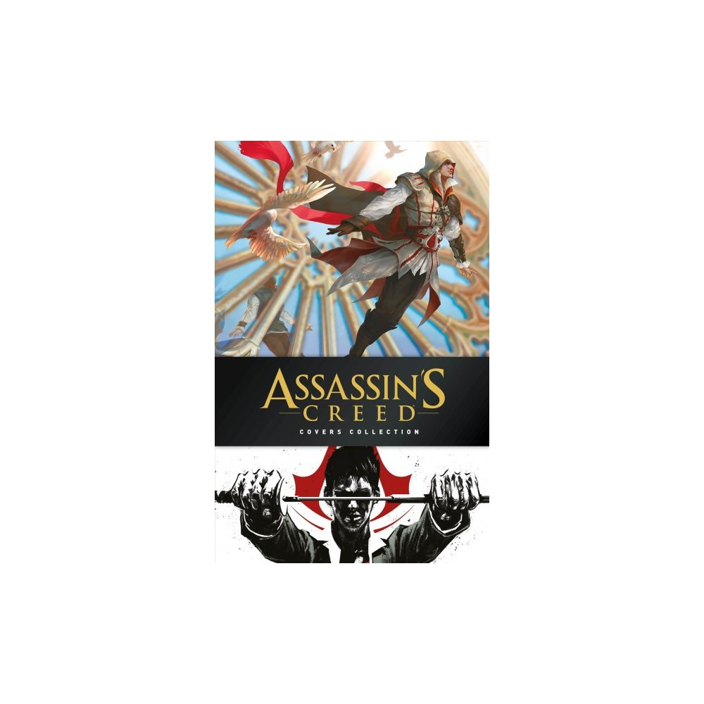 Assassin's Creed Covers Collection - (Hardcover)