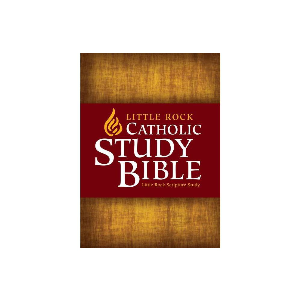 Little Rock Scripture Study Bible Nabre By Catherine Upchurch Irene Nowell Ronald D Witherup Paperback