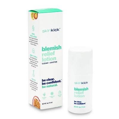 SkinKick Blemish Relief Lotion - 0.5oz