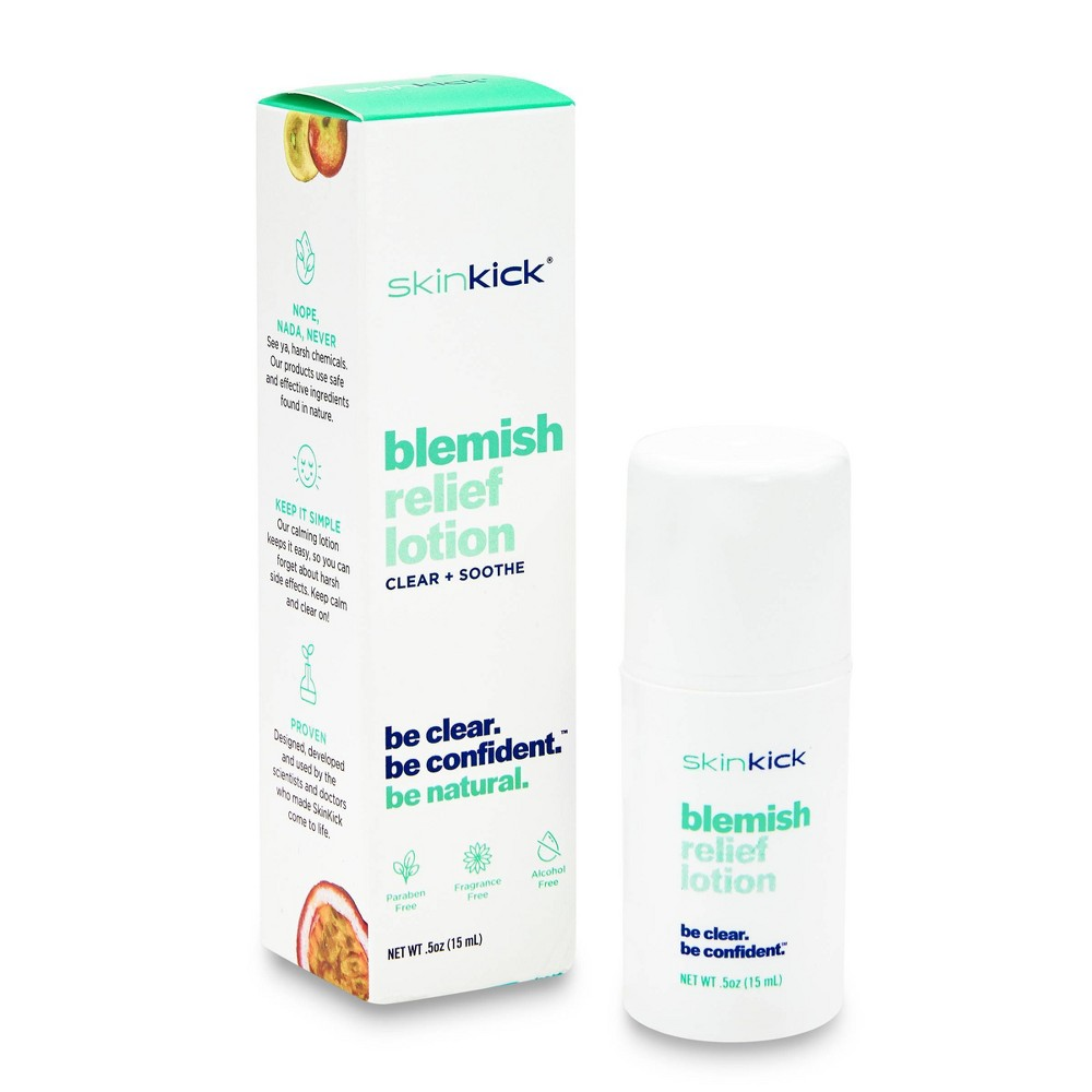 Image of SkinKick Blemish Relief Lotion - 0.5oz