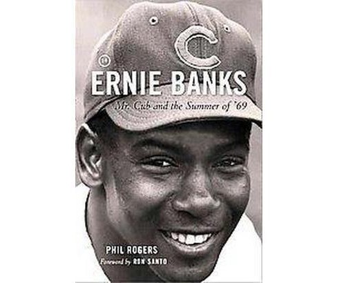 Ernie Banks (Hardcover) - image 1 of 1