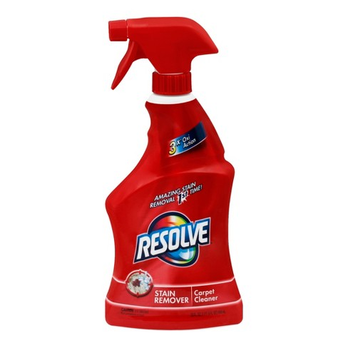 Resolve Stain Remover Carpet Cleaner - 22oz - image 1 of 1