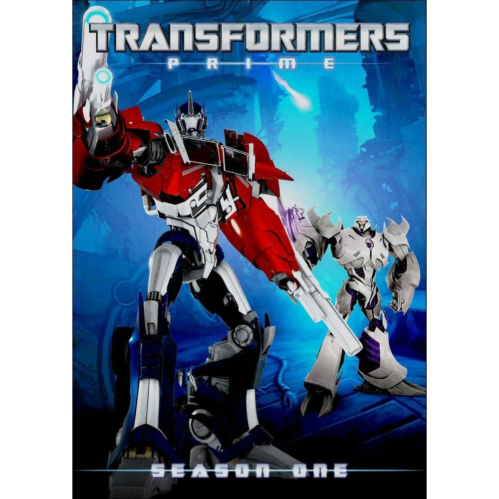 Transformers Prime:Complete First Ssn (Blu-ray)