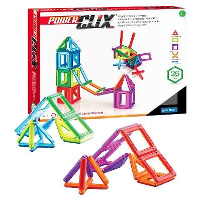 Guidecraft PowerClix Frames 26 Piece Set