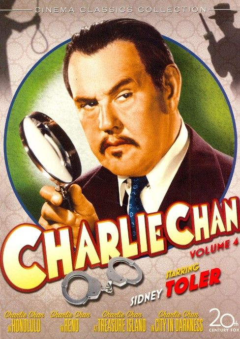Charlie chan vol 4 (DVD) - image 1 of 1