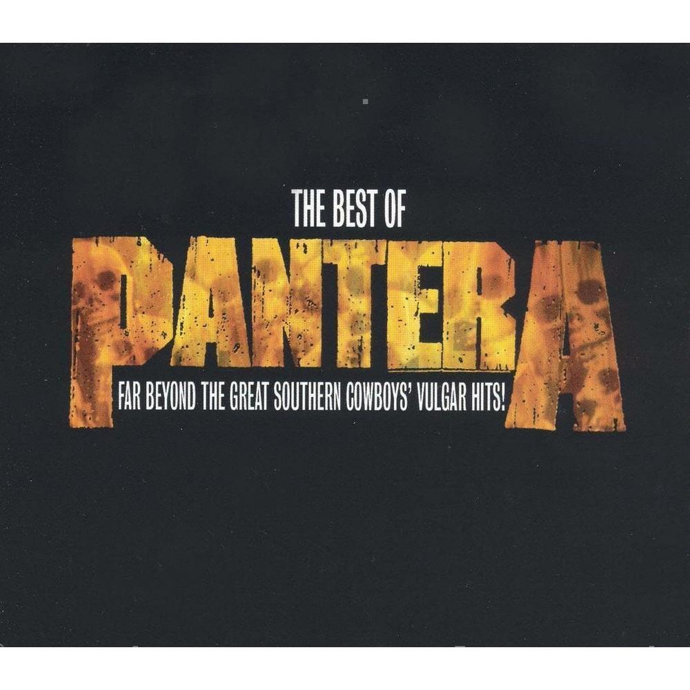 Pantera - The Best of Pantera: Far Beyond the Great Southern Cowboys Vulgar Hits! (Bonus Dvd) [Explicit