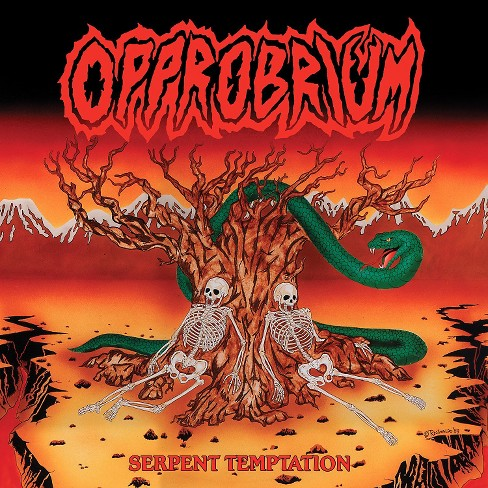 Opprobrium - Serpent temptation (CD) - image 1 of 1