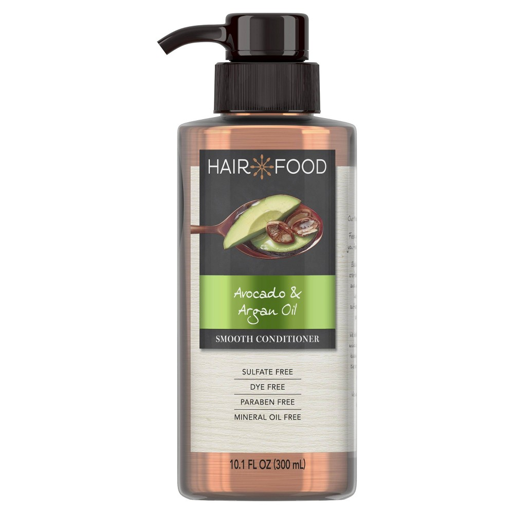 Image of Hair Food Avocado & Argan Oil Smooth Conditioner - 10.1 fl oz