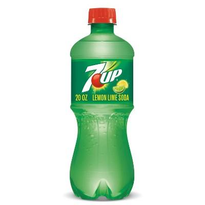 7UP Soda - 20 fl oz Bottle