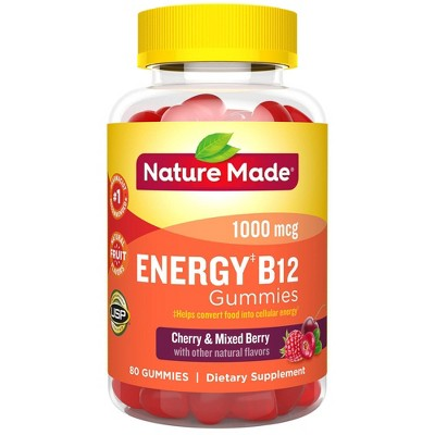 Vitamins & Supplements: Nature Made Energy