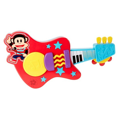 Fisher-Price Julius Garage Band Guitar - image 1 of 4