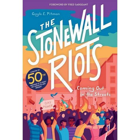 Stonewall Riots - by  Gayle E Pitman (Hardcover) - image 1 of 1