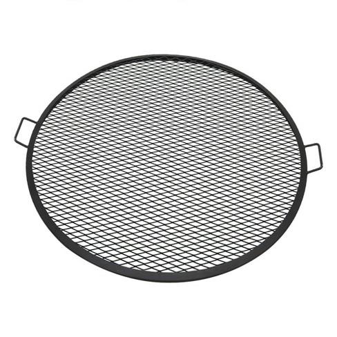 "Steel X-Marks Cooking Grate 36"" - Round - Sunnydaze Decor - image 1 of 4"
