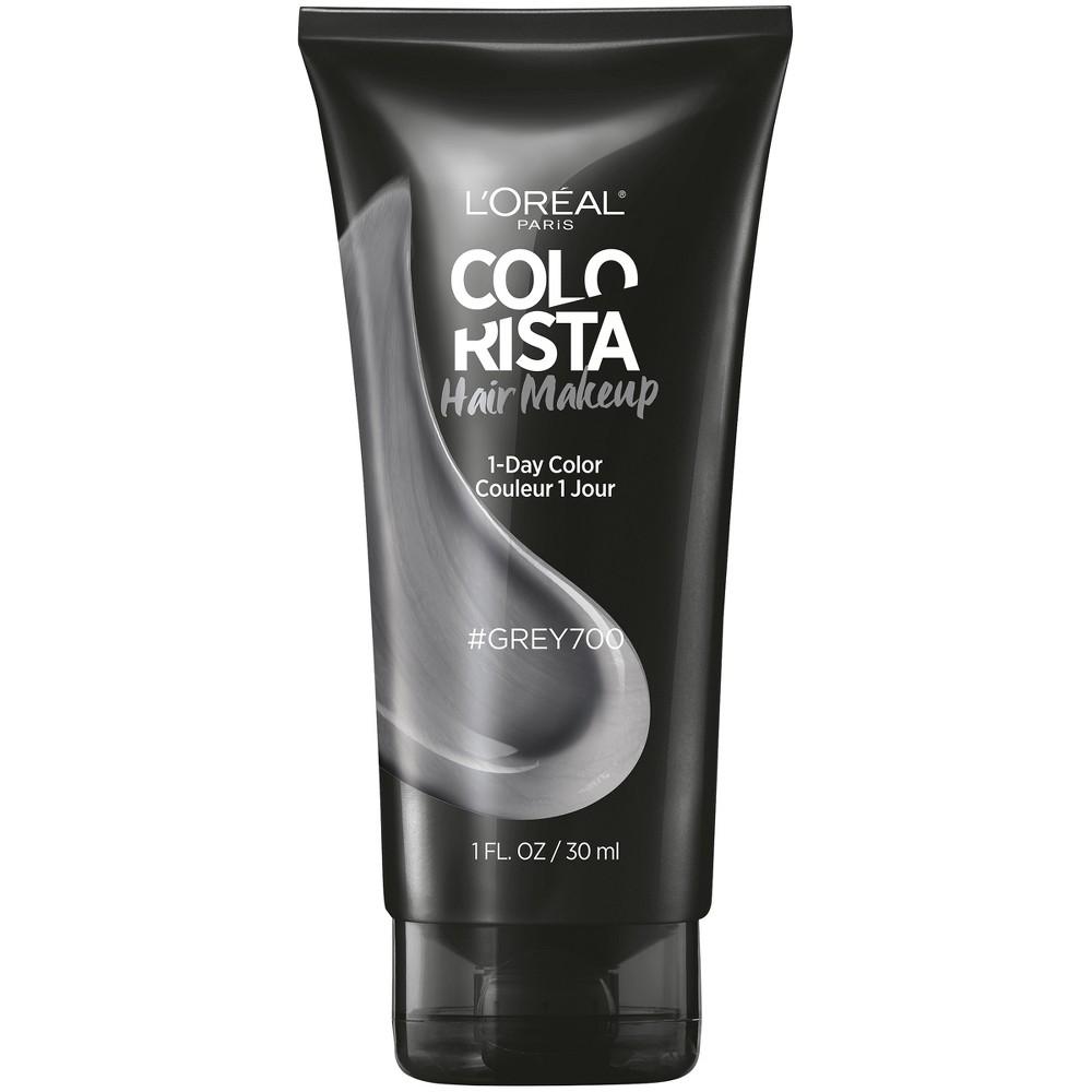 L'Oreal Paris Colorista Semi-Permanent Hair Makeup - Gray - 1 fl oz