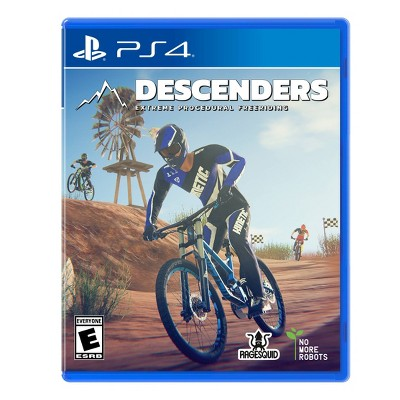 Descenders: Extreme Procedural Free riding - PlayStation 4