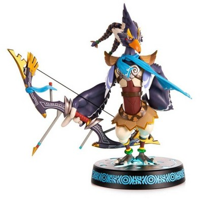 """First 4 Figures: The Legend of Zelda: Breath of the Wild - 11"""" PVC Revali Statue Collector's Edition"""
