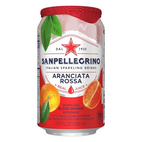 Blood Orange Sparkling Juice 11.15 Oz - San Pellegrino - image 1 of 4