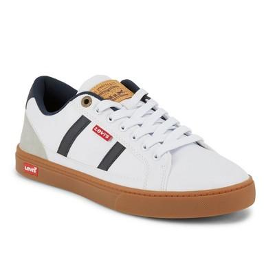 Levi's Mens Fairway FM Gum Casual Sneaker Shoe
