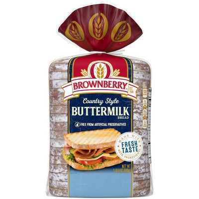 Brownberry Country Buttermilk Bread - 24oz