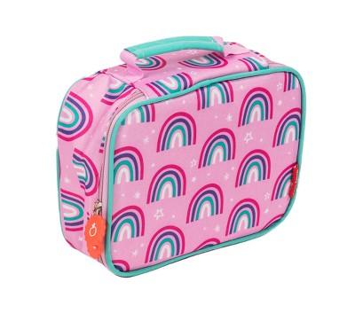 Cheeky Kids Insulated Lunch Bag - Rainbows