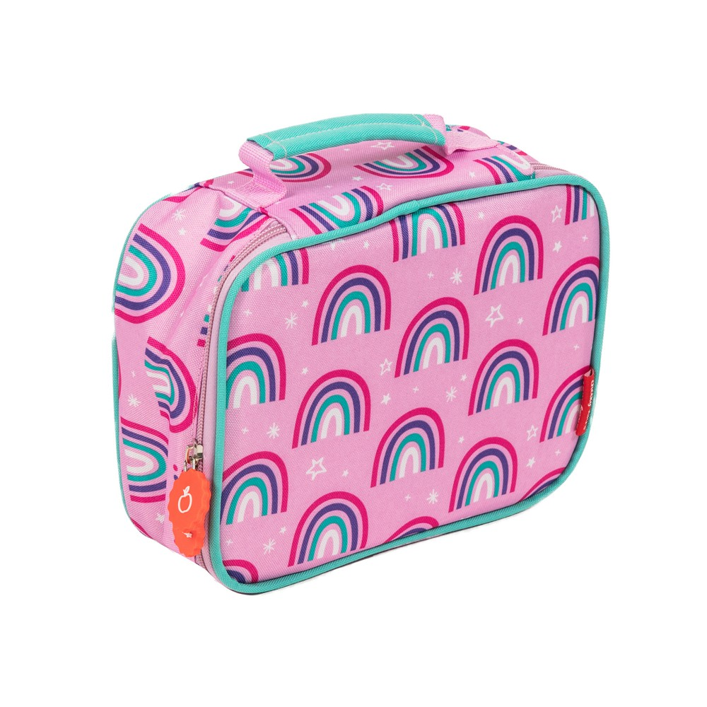 Cheeky Kids Insulated Lunch Bag - Rainbows, Multi-Colored