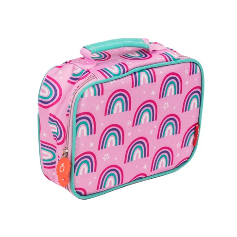 Cheeky™ Kids Insulated Lunch Bag - Rainbows - image 1 of 4