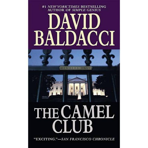 The Camel Club ( The Camel Club) (Reprint) (Paperback) by David Baldacci - image 1 of 1