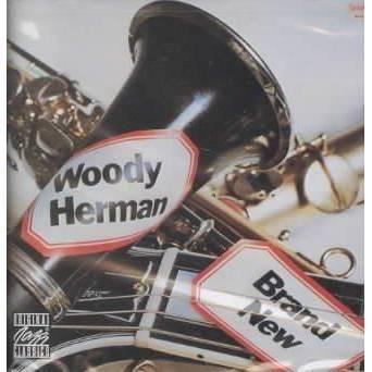 Woody Herman - Brand New (CD)