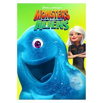 Monsters vs. Aliens (DVD)