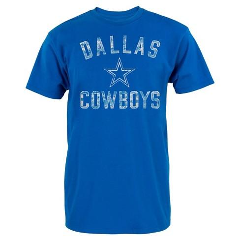 Dallas Cowboys Men s Royal T-Shirt XL   Target 0601d69d7