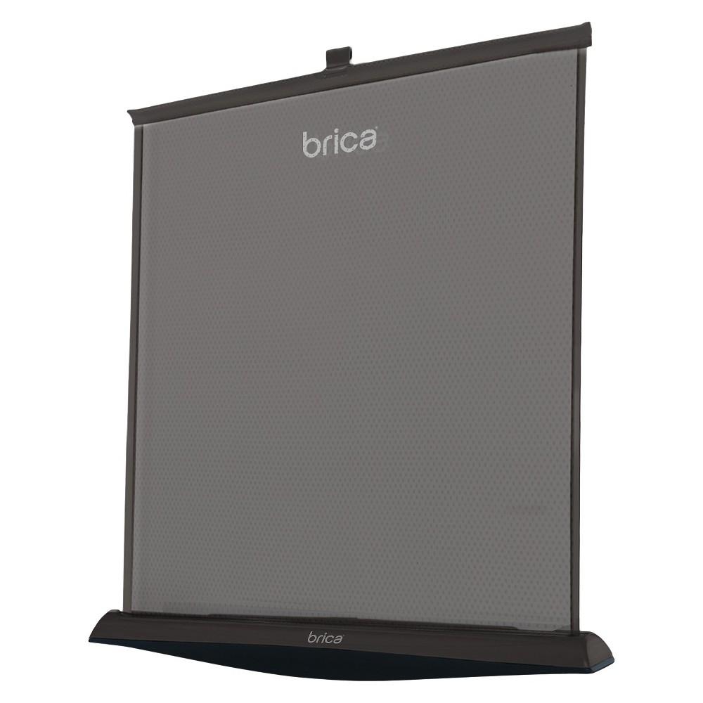 Brica Smart Shade Car Window Shade, Gray